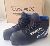 Лыжные ботинки (34 размер)