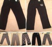 Спортивные брюки на мальчика новые на рост 100-110