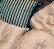 Покрывало подушки на заказ