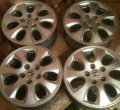 Литые диски на Honda