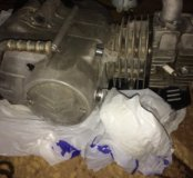 Двигатель на питбайк Pitsterpro yx125