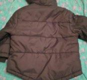 Куртка для мальчика -осень