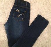 Джинсы, брюки размер 46