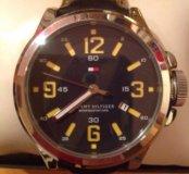 Tommy Hilfiger часы мужские