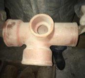 Фасонные части для чугунных труб