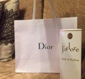 Туалетная вода Jadore Dior Voil de parfum  100 ml