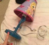 Светильник для девочки