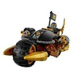 Лего Ninjago Бластер-байк Коула 70733