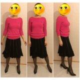 Новая юбка тёплая
