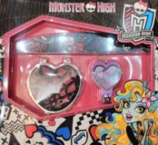 Детский новый  маникюрный набор MONSTER HIGH