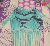 Очень красивая туника платье