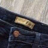 Джинсы синие от Zara