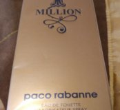 Paco Rabanne 1 million,100 мл,новый