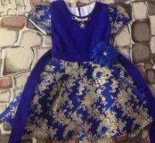 Платье маленькой модницы