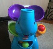 Слоник-фонтан Playscool
