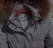 Пальто зимнее, синтепон