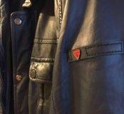 Кожаная мужская куртка Strellson