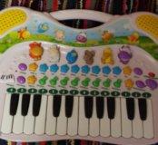 Бронь. Детское пианино