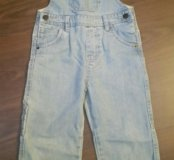 Кобинезон джинсовый Mathercare
