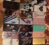 Чехлы (чехол) на iPhone 5