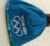 Шапка Sochi 2014