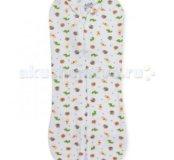 Спальный мешок пелёнка  для новорождённого
