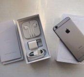 Новый iPhone 6 16 gb новый