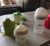 Поильники бутылочки