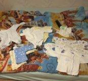 Пакет вещей для новорожденного 54 -56 см