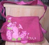 новая сумка для учебы/спорта/отдыха