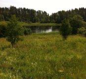 Земельный участок на берегу Вуоксы