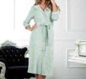 Новый элегантный женский халат