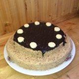 Домашние торты и выпечка
