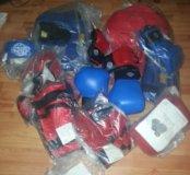 Новая экипировка для бокса , арб-самбо