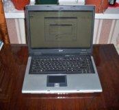 Ноутбук acer 5100 на запчасти