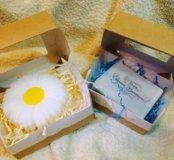 Подарочные наборы мыла handmade