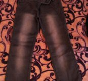 Новые джинсы стрейч