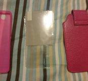 Бампер, защитная плёнка, чехол для Sony Z3 Compact