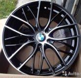 Диски бмв 405 стиль R17 (BMW 5, 3, F10, F30, e90)