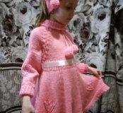 Теплое платье для принцессы