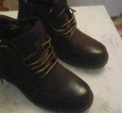 Ботинки новые, мужские 43