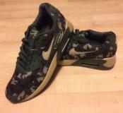 Кроссовки Nike air max камуфляж