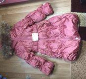 Суперское пальто Nels
