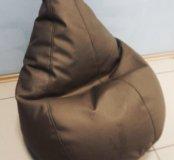 Кресло-мешок Капля Экокожа