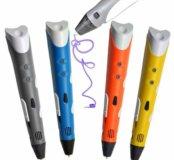 3D pen (ручка) с чернилами PLA , ABS