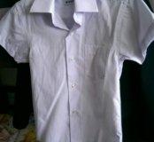 Школьный костюм и рубашка