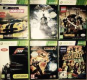 Игры Xbox 360 Kinect