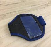 Чехол для iPhone 5/5s для занятий спортом