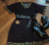 Шикарное платье))