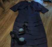 Элегантное платье)